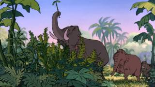 The Jungle Book - Colonel Hathi's March Reprise (German) *Blu-ray Rip*