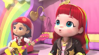 Rainbow Ruby - Singing in The Rain - Full Episode 🌈 Toys and Songs 🎵