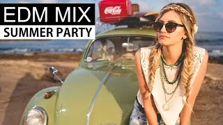 EDM MIX 2018 - Summer Party Electro House Music