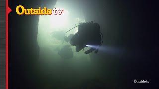 Riwaka Resurgence Cave Dive | Descending