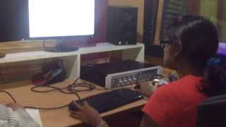 Chase Telugu film Songs Recording
