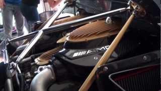 PAGANI Factory Tour - See the ZONDA R & HUAYRA