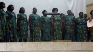 Sing on High St. Jude 3rd Mass Choir Athi River