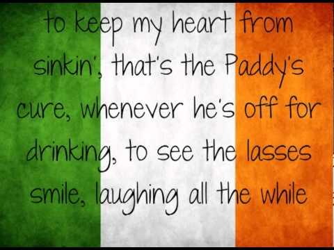 The Dubliners - Rocky Road To Dublin [HQ][HD]+ Lyrics