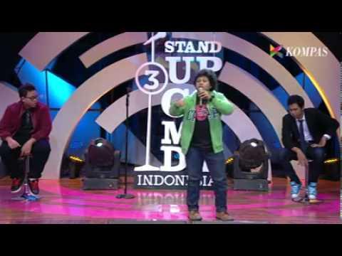 Kocak Abiiis !!! Stand Up Comedy Indonesia 3