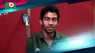 Na Bola Kotha 2   Eleyas Hossain & Tasmina Aurin   720p HD Studio Part shooting       YouTube