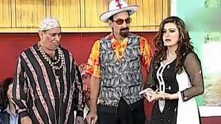 Best Of Nasir Chinyoti and Iftikhar Thakur New Pakistani Stage Drama Full Comedy Clip