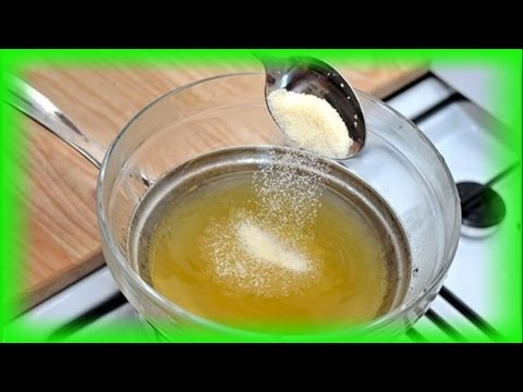 желатин с медом суставы