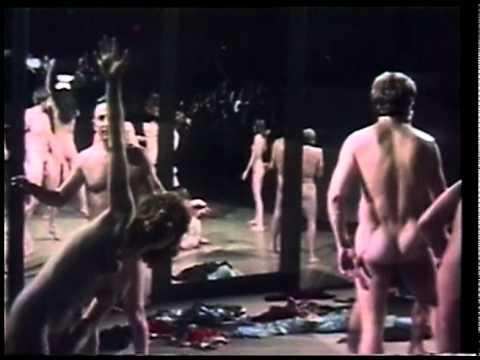 1971 Oh Calcutta Video closing act