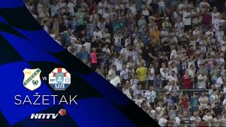 HNTV sažetak: RIJEKA vs SLAVEN BELUPO 2:0 (7.kolo, MAXtv Prva liga 16/17)