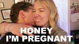 Telling my Husband we're PREGNANT!