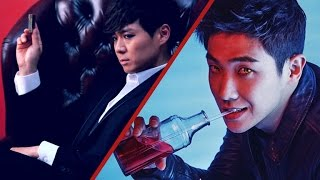 [FMV] Vampire Detective 뱀파이어탐정 (Lee Joon) X Vampire Prosecutor 뱀파이어검사 (Yeon Jung Hoon) Crossover