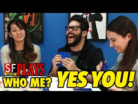 SourceFed Plays Who Me Yes You