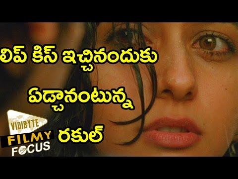 Xxx Mp4 Rakul Preet Singh Cried After A Kiss Scene 3gp Sex
