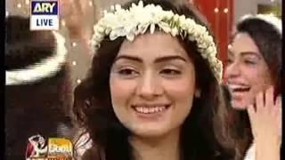 Good Morning Pakistan Nida Yasir Dholki Program 6th May 2016 Full