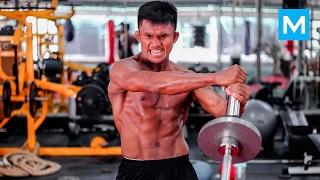 Buakaw Banchamek Muay Training 2017   Muscle Madness