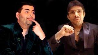 Karan Johar Threatens To F**K Kamal R Khan ? KRK Shares Proof !