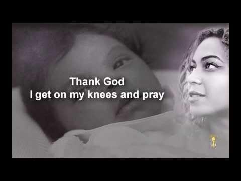 Beyoncé - God Made You Beautiful (Lyric Video)