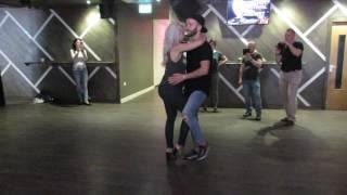 Teesside Festival 2017 - Sara Lopez & Reda -  Tarraxinha