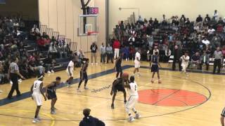 Boys' Basketball - Lorain vs. Garfield Hts.  2-2-16