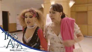 Soledad impide que Ernestina vea a Ana Lucía | Tres veces Ana - Televisa