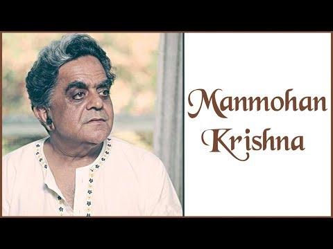 Xxx Mp4 The Unforgettable Actor Manmohan Krishna 3gp Sex