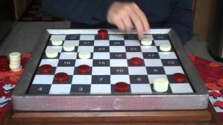 CHECKER CLASS...GAME TWO 3-MOVE