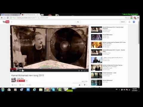 how to dawonload video youtube or facebook   چۆنیهتی داوهنڵۆدی ڤیدیۆی یووتوبی یان فیسبووك