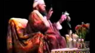 maulana shafi okarvi   (SHAHADAT IMAM HUSSAIN )  (R.A) part -1-