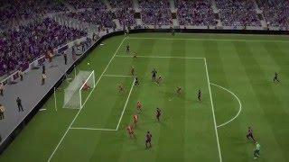 FIFA 15 Pique Header-Unexpected Goal