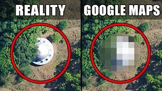Google Is Hiding These Places and No One Knows Why