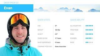 Evan's Review-Atomic Vantage 100 CTI Skis 2018-Skis.com
