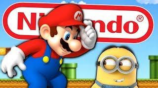 Mario: The Movie Coming Soon from Nintendo & Illumination!