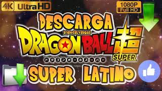 DESCARGA DRAGON BALL SUPER AUDIO LATINO 01,10,20,30,40,50,60,70,80,90,100+ en 1080p y 4k