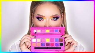 ABH Cosmetics X ALYSSA EDWARDS Palette.. the TRUTH! | NikkieTutorials
