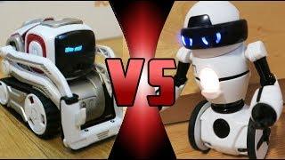 ROBOT DEATH BATTLE! - Cozmo VS MiP (ROBOT DEATH BATTLE!)