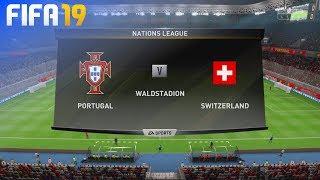 FIFA 19 - Portugal vs. Switzerland (Nations League Semi-Final)