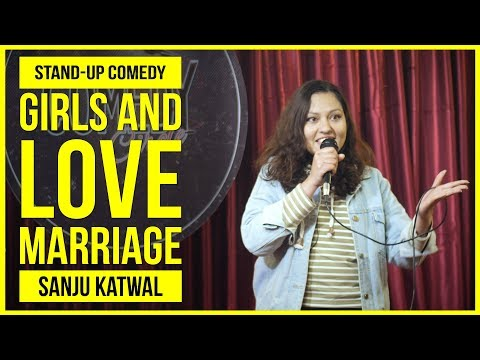 Xxx Mp4 Girls And Love Marriage Stand Up Comedy By Sanju Katwal 3gp Sex