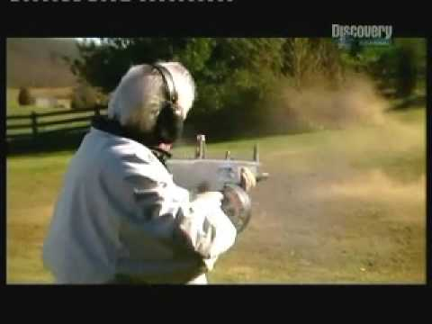 AA 12. World s deadliest shotgun