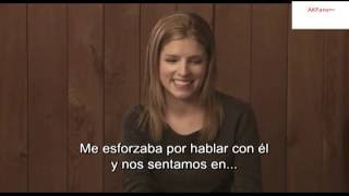 Anna Kendrick The Last Five Years Interview Special