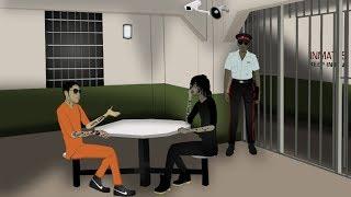 Alkaline Visits Vybz Kartel in Prison For Mhm Hm Formula