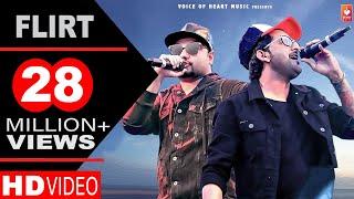 Flirt | MD KD | Sam_Vee | Sanya |  New Most Popular Haryanvi Songs 2018 | Voice of Heart Music