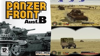 Panzer Front Ausf.B - Gameplay Moments PS2 HD