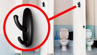 If You See This In a Public Bathroom, Call the Police Immediately!