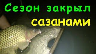 рыбалка в татарстане на карпа видео