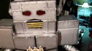 Beastie Boys Intergalactic Robot Costume