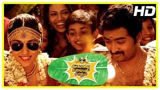 Kalyana Samayal Saadham Movie Climax | Prasanna weds Lekha | End Credits
