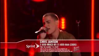 The Voice 2014 Top 8   Chris Jamison   Sexual Healing  1