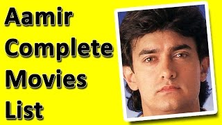 Aamir Khan Movies List