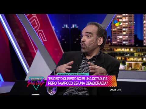 F.Iglesias sobre su libro Es el peronísmo estúpido en Animales sueltos de A.Fantino 18 08 15